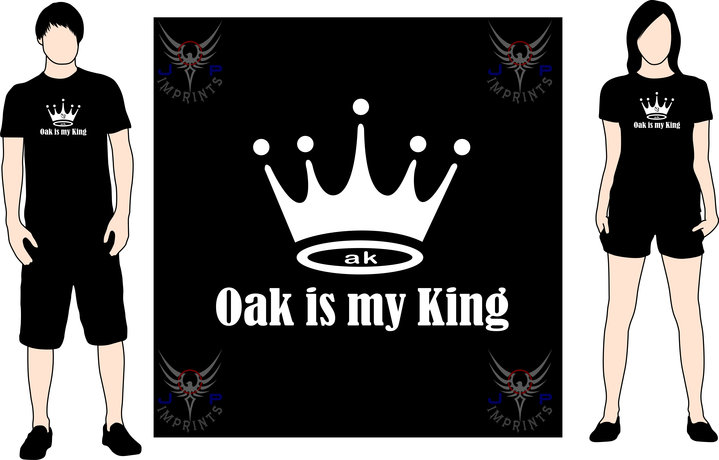 Oak is my King