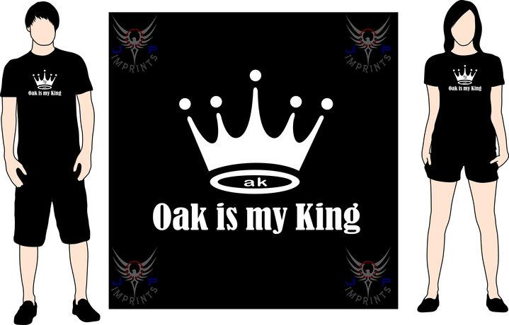 Oak is my King